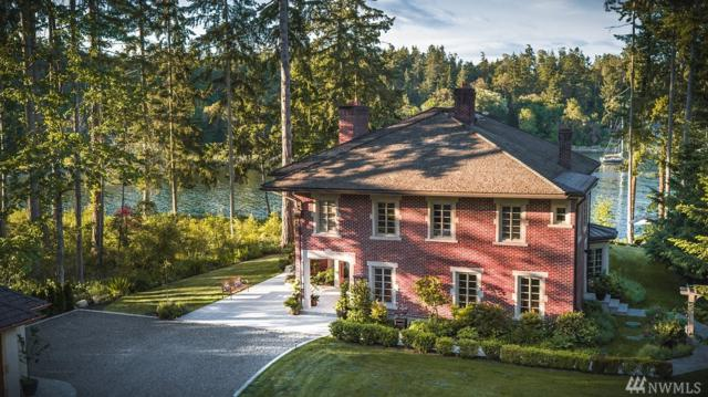 10302 NE Country Club Rd, Bainbridge Island, WA 98110 (#1305920) :: Real Estate Solutions Group