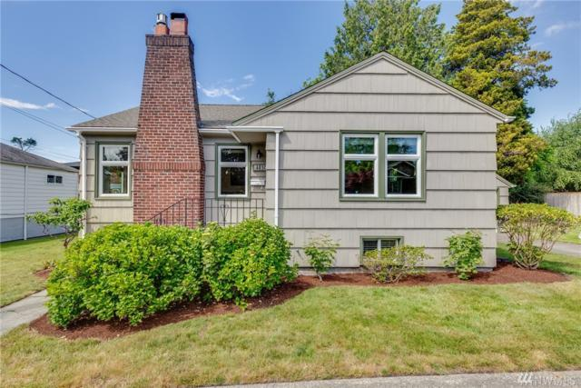 4816 SW Juneau St, Seattle, WA 98136 (#1305951) :: Real Estate Solutions Group
