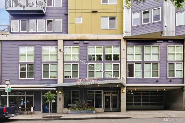 2440 Western Ave #413, Seattle, WA 98121 (#1305999) :: Homes on the Sound