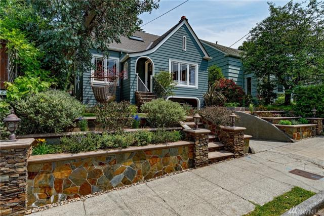 5520 Canfield Place N, Seattle, WA 98103 (#1306270) :: Real Estate Solutions Group