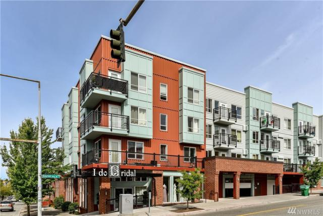 424 N 85th St #311, Seattle, WA 98103 (#1306623) :: Real Estate Solutions Group