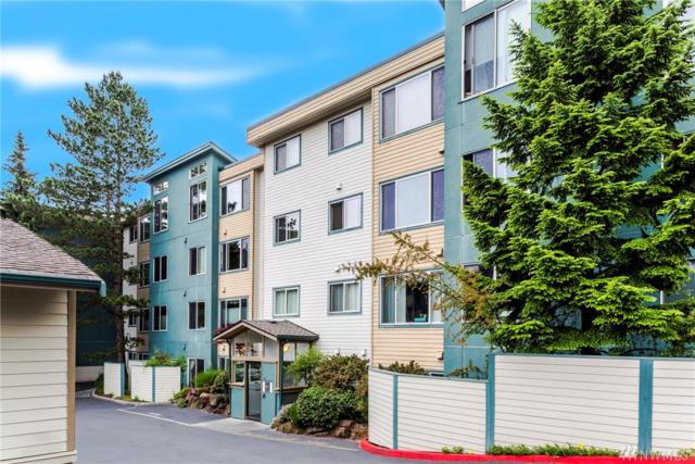 2222 NE 92nd St #411, Seattle, WA 98115 (#1306663) :: Real Estate Solutions Group
