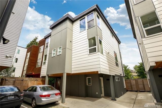 1136 N 90th St A, Seattle, WA 98103 (#1306719) :: Homes on the Sound