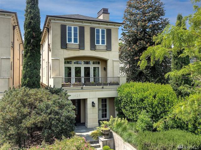 1429 Mcgilvra Blvd E, Seattle, WA 98112 (#1306745) :: Real Estate Solutions Group