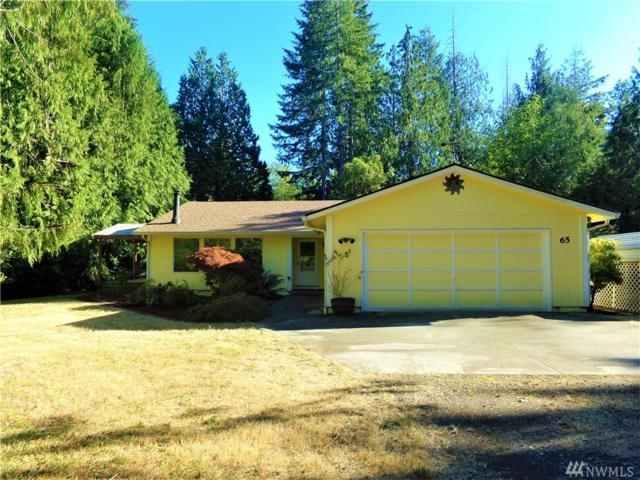 65 E Wildflower Lane, Shelton, WA 98584 (#1306845) :: Keller Williams Realty Greater Seattle