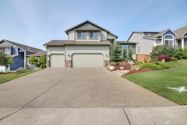 8001 211th Ave E, Bonney Lake, WA 98391 (#1306900) :: Real Estate Solutions Group