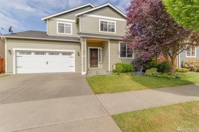 6857 Flute St SE, Lacey, WA 98513 (#1307049) :: Homes on the Sound