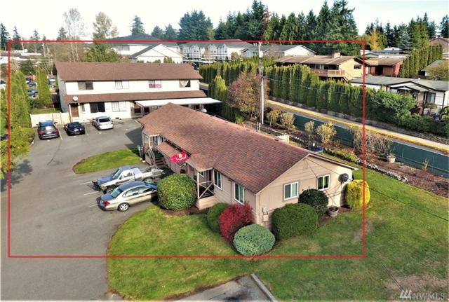 4223 164th St SW A-F, Lynnwood, WA 98087 (#1307078) :: Real Estate Solutions Group