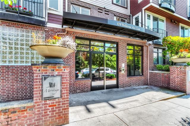 124 Bellevue Ave E #300, Seattle, WA 98102 (#1307089) :: Keller Williams Realty