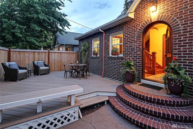 3912 Meridian Ave N, Seattle, WA 98103 (#1307115) :: The DiBello Real Estate Group