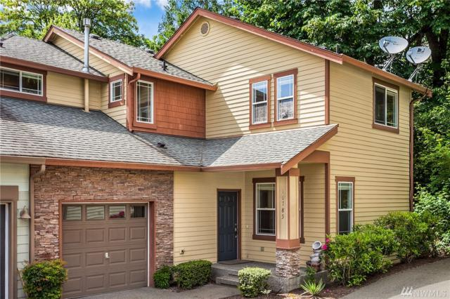10785 221st Lane NE G22, Redmond, WA 98053 (#1307176) :: Real Estate Solutions Group