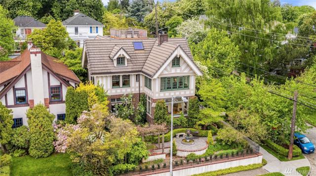 1717 NE 55th St, Seattle, WA 98105 (#1307637) :: Real Estate Solutions Group