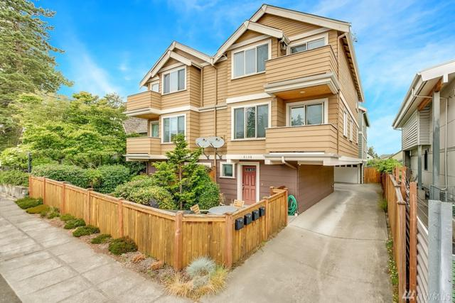852-a NE 94th St, Seattle, WA 98115 (#1307641) :: Real Estate Solutions Group