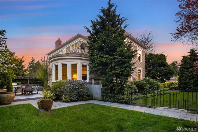 5100 NE Latimer Place, Seattle, WA 98105 (#1307677) :: Real Estate Solutions Group
