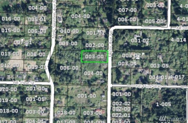 4891 Taylor Ave NE, Bainbridge Island, WA 98110 (#1307815) :: Real Estate Solutions Group
