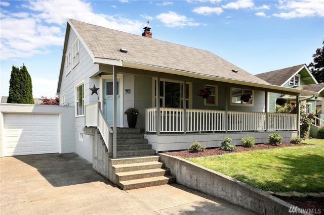 913 Sumner Ave, Sumner, WA 98390 (#1307832) :: Real Estate Solutions Group