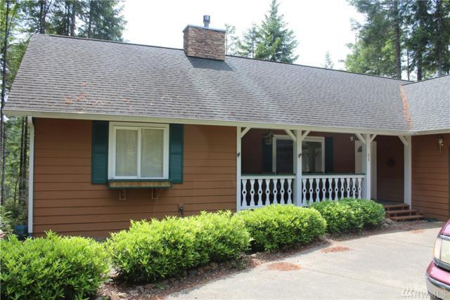 61 N Beaver Place N, Hoodsport, WA 98548 (#1307898) :: Keller Williams Realty
