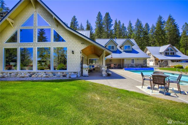 6185 Red Bridge Rd, Cle Elum, WA 98922 (#1307906) :: Real Estate Solutions Group