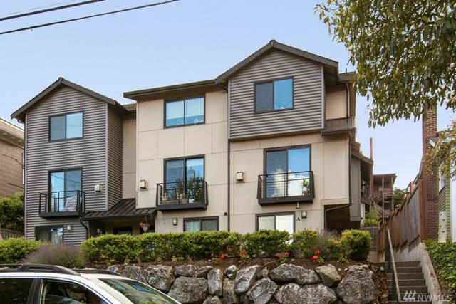 2018 Franklin Ave E A, Seattle, WA 98102 (#1307953) :: Real Estate Solutions Group
