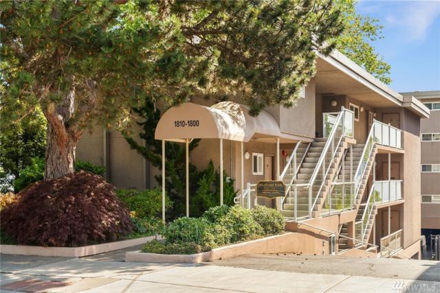 1810 43rd Ave E #203, Seattle, WA 98112 (#1307995) :: Beach & Blvd Real Estate Group