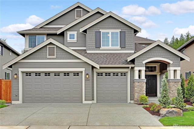 26650 SE 9th Wy, Sammamish, WA 98075 (#1308211) :: Real Estate Solutions Group