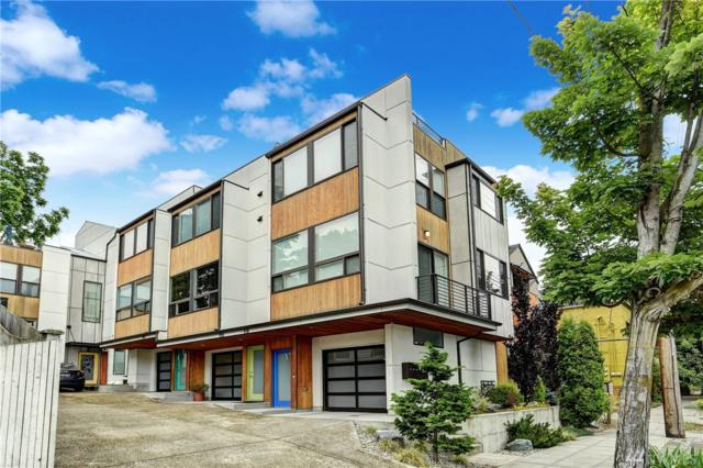 116 N 39th St, Seattle, WA 98103 (#1308394) :: Real Estate Solutions Group