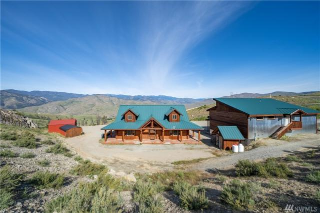 7 Hannah Rd, Methow, WA 98846 (#1308482) :: Keller Williams Realty