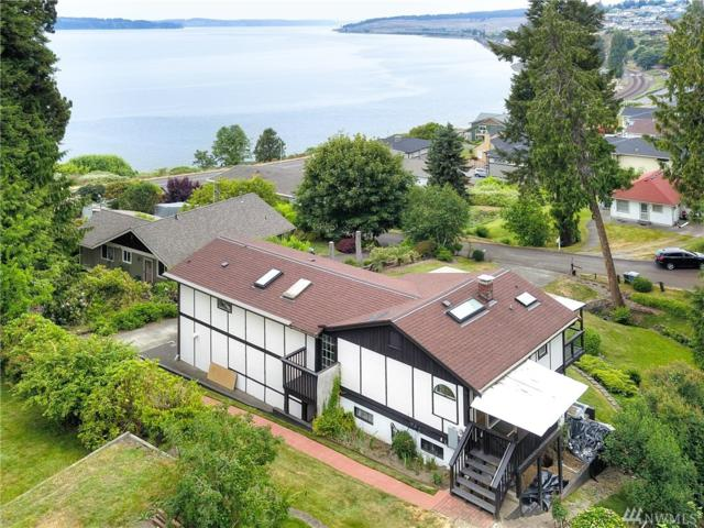 214 Cedar St, Steilacoom, WA 98388 (#1308547) :: Homes on the Sound