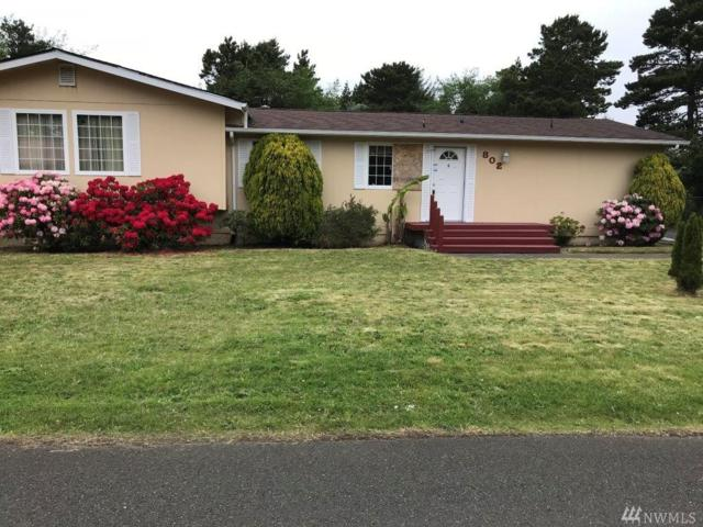 802 Jado Place, Grayland, WA 98547 (#1308548) :: Crutcher Dennis - My Puget Sound Homes