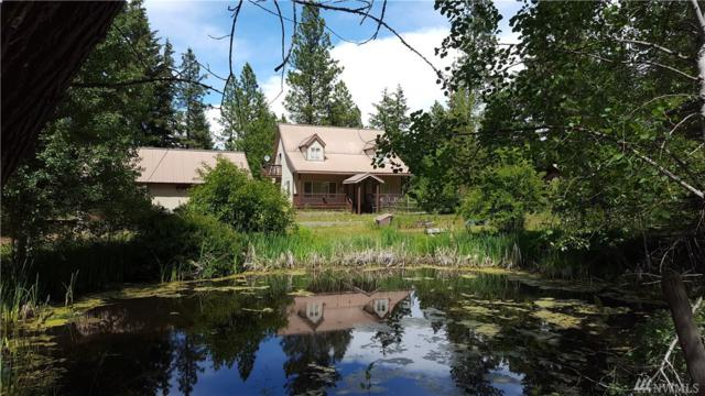 1721 Teanaway Terrace Rd, Cle Elum, WA 98922 (#1308600) :: Real Estate Solutions Group