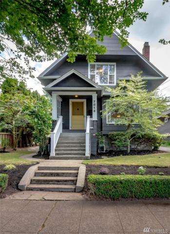 7016 Sycamore Ave NW, Seattle, WA 98117 (#1308782) :: Real Estate Solutions Group
