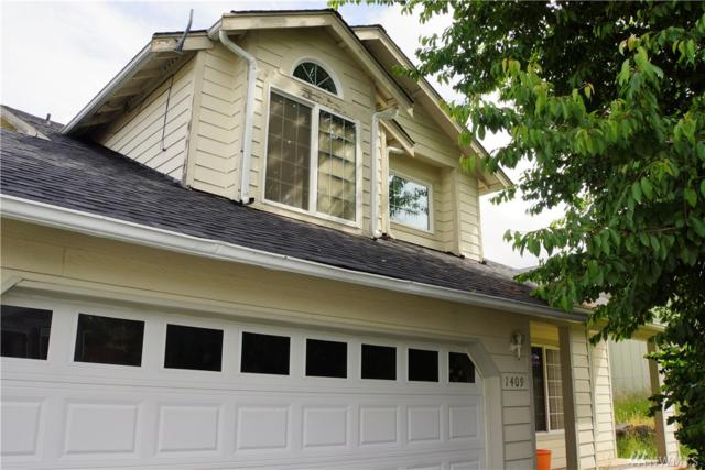 1409 196th St Ct E, Spanaway, WA 98387 (#1308845) :: Real Estate Solutions Group