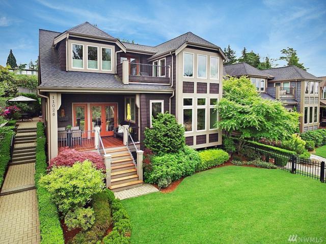 11026 101st Place NE, Kirkland, WA 98033 (#1309038) :: Real Estate Solutions Group