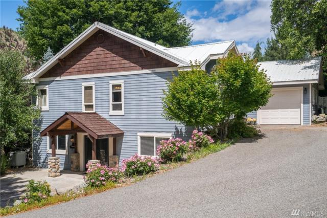 9194 Entiat River Road, Entiat, WA 98822 (#1309056) :: Real Estate Solutions Group