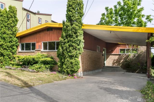 616 N 62nd St, Seattle, WA 98103 (#1309118) :: Real Estate Solutions Group