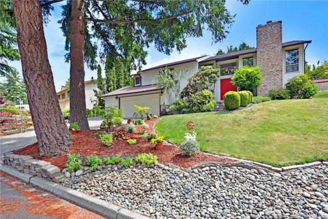 6722 128th Ave SE, Bellevue, WA 98006 (#1309232) :: Real Estate Solutions Group