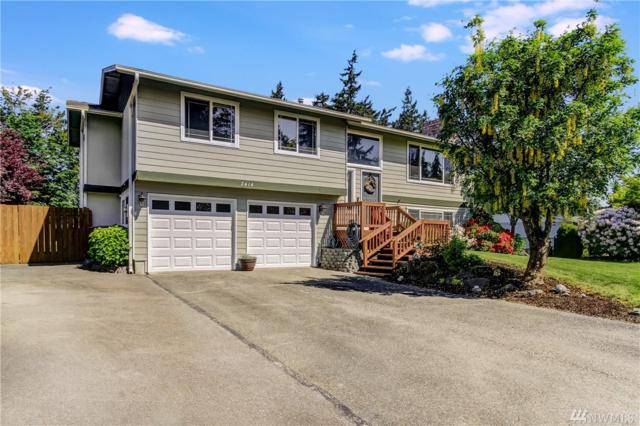 2414 Diamond St, Milton, WA 98354 (#1309327) :: Homes on the Sound