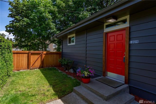 1009 NE 165th St, Shoreline, WA 98155 (#1309484) :: Real Estate Solutions Group