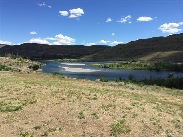 0-Lot 2 Bill Shaw Rd, Pateros, WA 98846 (#1309500) :: Costello Team