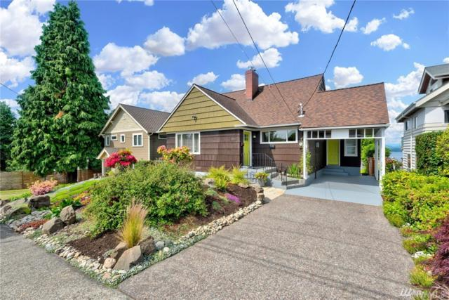 8841 38th Ave SW, Seattle, WA 98126 (#1309604) :: Real Estate Solutions Group