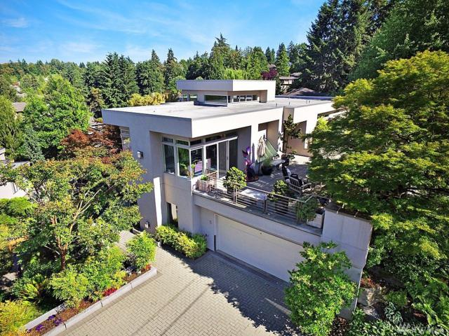 520 99th Ave SE, Bellevue, WA 98004 (#1309700) :: Real Estate Solutions Group