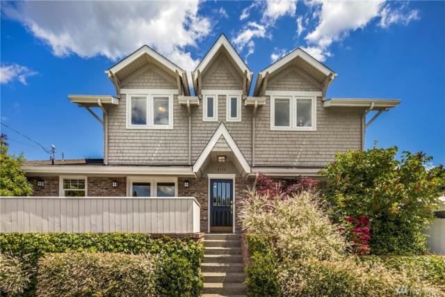 4114 36th Ave NE, Seattle, WA 98105 (#1309781) :: Real Estate Solutions Group
