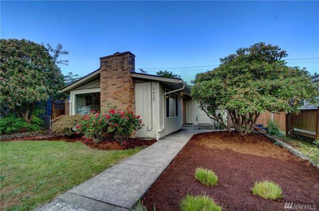 9437 34th Ave SW, Seattle, WA 98126 (#1309848) :: Brandon Nelson Partners