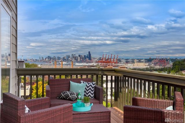 4026 32nd Ave SW, Seattle, WA 98126 (#1309912) :: Real Estate Solutions Group