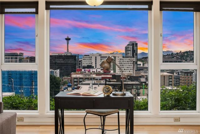 400 Melrose Ave E #102, Seattle, WA 98102 (#1309948) :: Real Estate Solutions Group