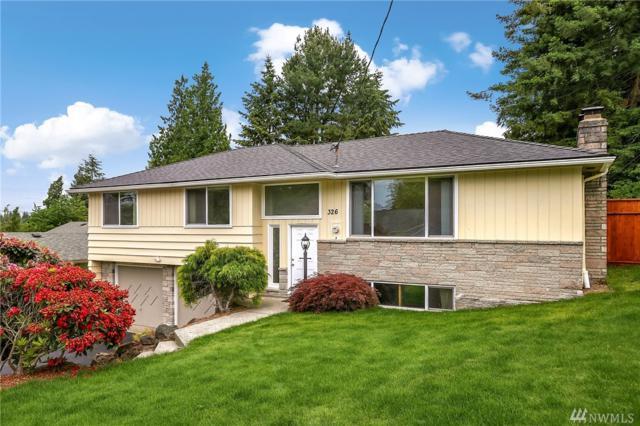 326 NE 161st St, Shoreline, WA 98155 (#1309957) :: Tribeca NW Real Estate