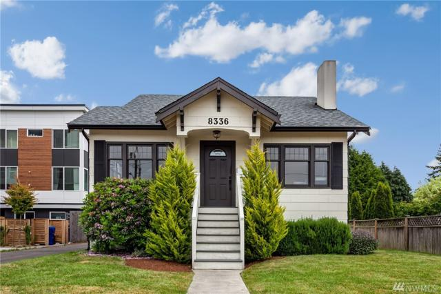 8336 Mary Ave NW, Seattle, WA 98117 (#1309958) :: Real Estate Solutions Group