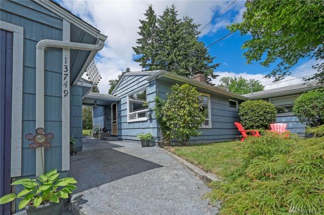 13749 20th Ave NE, Seattle, WA 98125 (#1309999) :: Real Estate Solutions Group