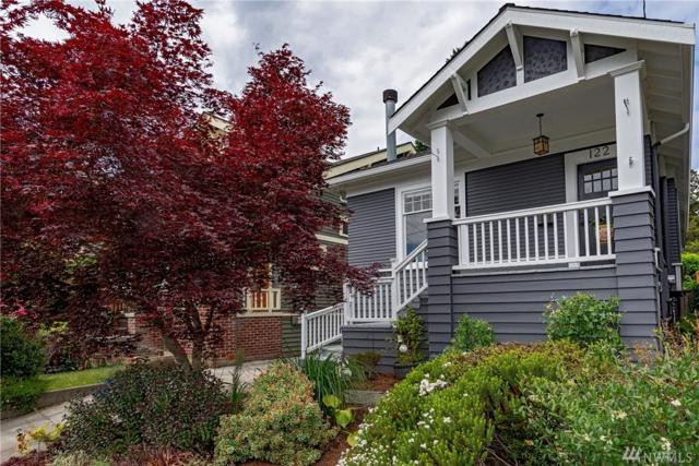 122 NE 56th St, Seattle, WA 98105 (#1310065) :: Real Estate Solutions Group