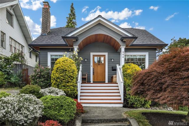 344 NE 52nd St, Seattle, WA 98105 (#1310119) :: Real Estate Solutions Group
